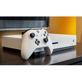 Xbox Ones Com 2 Controles Apenas 1429,90