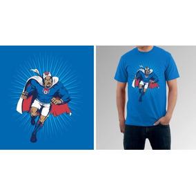 Playera Futbol Cruz Azul Kaliman Guzman En Mano Talla M G Xg