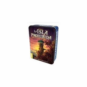 La Isla Prohibida Juego De Mesa