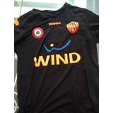 Camisa Da Roma Kappa 2008/09(10* Totti)