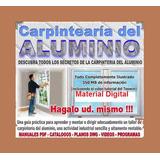 Carpinteria De Aluminio Para Puertas Y Ventanas-digital