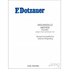 Método Violoncelo Dotzauer Cello Method 1