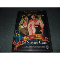 Viruta Y Capulina 6 Peliculas En 2 Dvds Cine Mexicano