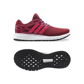 huge discount eff52 5c47d Tenis adidas Energy Cloud Wtc W, Color Vino, Mujer, Original