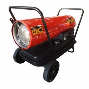 Calefactor Exterior Cañon 26000 Kcal A Kerosene O Gasoil Je