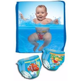 Pañales Little Swimmers Talla P 7-12 Kilos Para Nadar