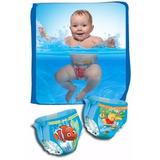 3 Paquetes Pañales Little Swimmers Talla 7-12 Kilos Nadar