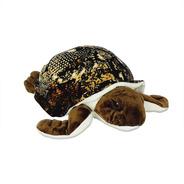 Tartaruga De Pelúcia 35cm