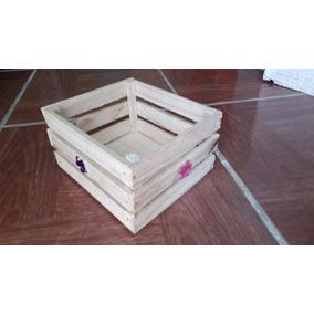 10 dulcero tipo caja de madera - Cajas De Madera Decoradas