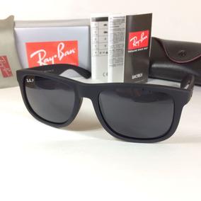 Óculos Justin Unissex Ray Ban Rb 4165 Várias Cores Degrade