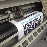 Impresion Lona Papel Banners Afiches Campañas Politicas X M2