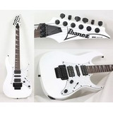 Guitarra Eléctrica Ibanez Rg350dxz Blanca Con Floyd Rose