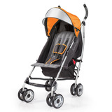 Carriola Summer Infant 3dlite 4 Posiciones Reclinable -tange