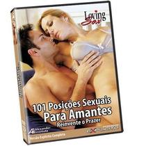 Filme Porno Adulto 101 Posições Sexuais Para Amantes Dvd