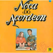 Lp Noca Do Acordeon - Beverly 1982