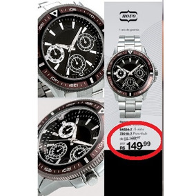 1aa57de90fa Relógio Avon Masculino Original Novíssimo Ver Para Crer! - Relógios ...