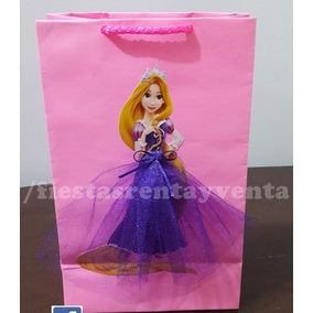Bolsita De Dulces Princesa Rapunzel