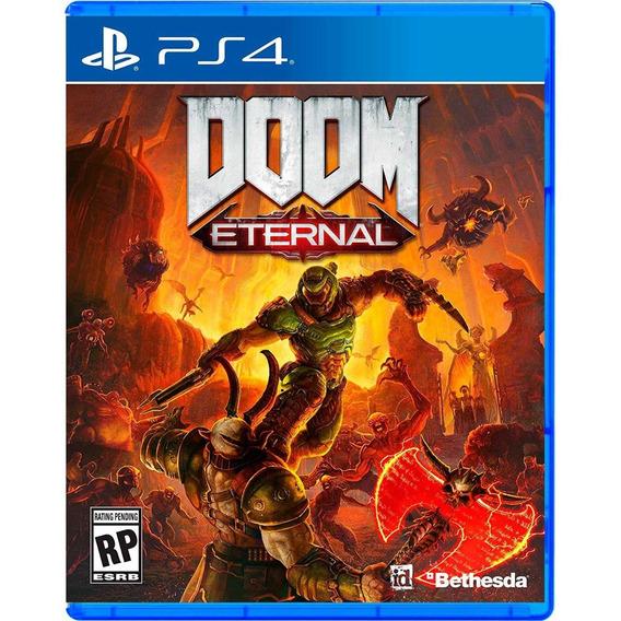 Doom Eternal Ps4 Físico Original Sellado Playking