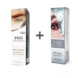 Feg Suero Revitalizador Para Ojos Y Cejas 100% Natural