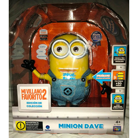 Minion Dave Interactivo Mi Villano Favorito Minions Sonidos