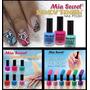 Esmaltes Para Uñas Texturizados Sandy Finish De Mia Secret