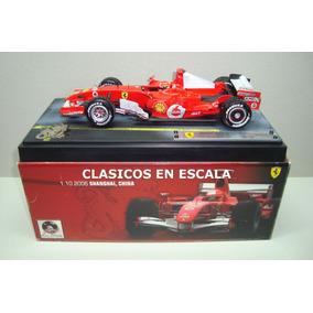 Ferrari 248 Schumacher Win China Gp 2006 - Hot Wheels 1/18
