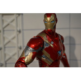 Marvel Select Iron Man Mark 46 Civil War Movie
