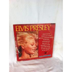 Lp Sucessos Inesqueciveis De Elvis Presley Disco Vinil