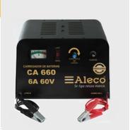 Carregador De Bateria Ca660 6a 60v Aleco