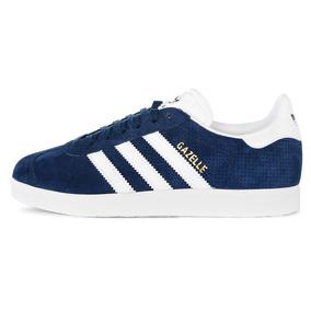 Zapatillas adidas Originals Gazelle Azules Mujer