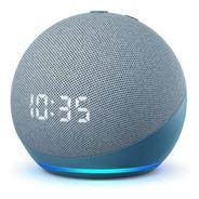 Nuevo Echo Dot 4th Gen With Clock  Asistente Virtual