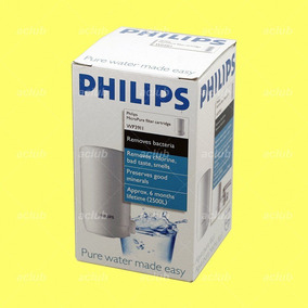 Repuesto Filtro Philips Purificador Agua Wp3911 Económico
