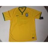 Camisa Da Seleção Brasileira - Nike Ano:2014 - Neymar Brasil