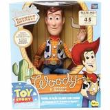 Boneco Interativo Woody Xerife Toyng Toy Story Collection