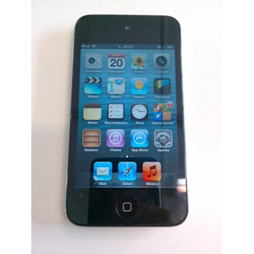 Apple Ipod Touch De 8gb Impecable 4ta Generation