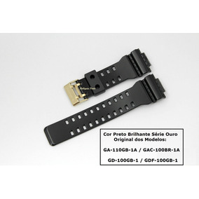 Pulseira Casio Ga-110gb-1a Gd-100gb-1 Gdf-100gb-1 Original