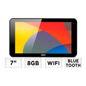 Tablet Aoc A725 Tela De 7 8gb Intel