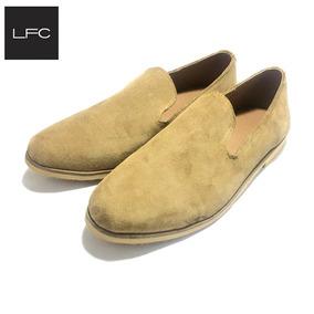 Zapato De Hombre Mocasin De Gamuza Con Elastico (12/malu)