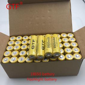 Bateria Recarregavel 18650 9900mah 3,7v - Unidade