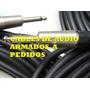 Combo De Cables Armados Por Pedido