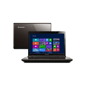 Notebook Lenovo G485 Hd 500gb Ram 2gb Amd Led 14 Windows 8