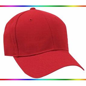 Gorras Para Bordar Unicolor - Acrilicas - Publicidad