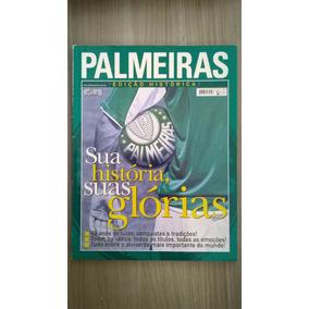 Revista Palmeiras Nº 1 - Edição Histórica - Editora Online