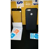 Case Xiaomi A1 O 5x Mas Vidrio Templado A1 Marco Completo.