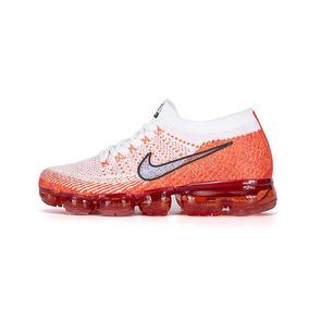 Tenis Nike Air Vapormax Flyknit Day Orange Envío Gratis