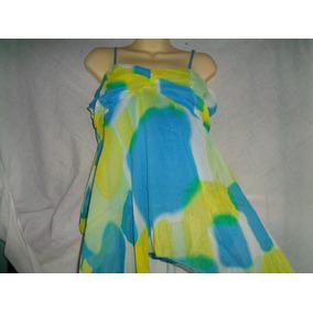 Blusa Elegante Casual Strech Tallas Grandes Chifon Y Seda