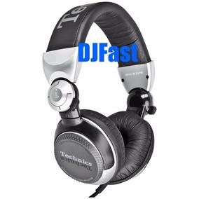 Fone Headphone Technics Rp-dj 1210 Fone De Ouvido # Djfast