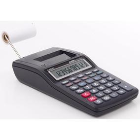 Calculadora Con Impresora Casio Hr-8tm-bk