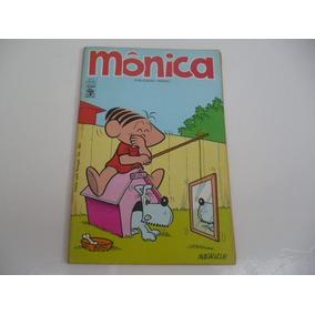 Mônica N.5 1a Edição Setembro 1970-raríssima, Quase Banca