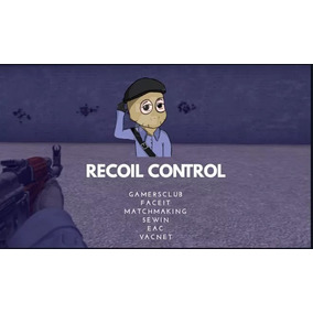 No Recoil Life Time | Gamersclub | Mm | Faceit | Eac